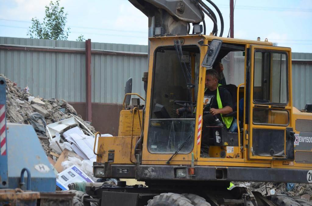 hulladékválogató XXIII. kerület