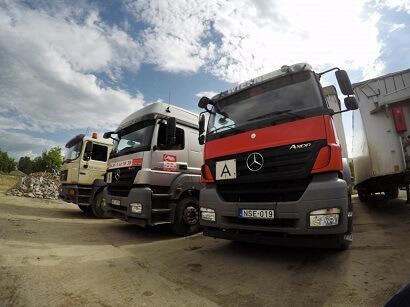 olcsó konténeres sittszállítás Budapest